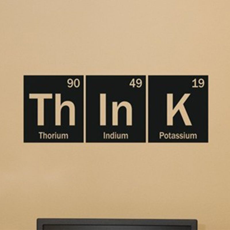 image result for think periodic table decor - Living Periodic Table Activity