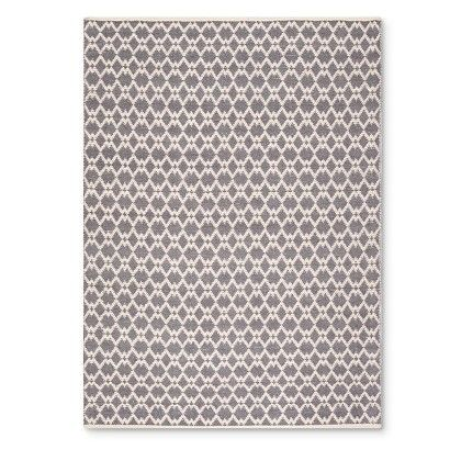 Nate Berkus Double Diamond Rug Rugs Cool Rugs Grey Rugs