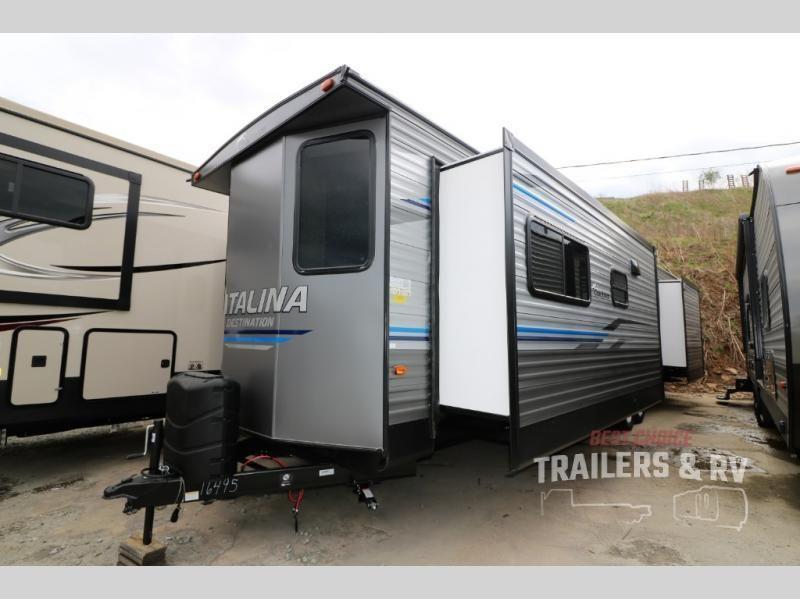 2020 Coachmen Rv Catalina Destination Series 39mkts For Sale In
