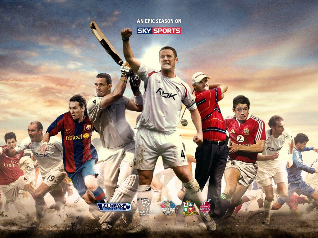 Sky Sports Advert Google Search Sports Wallpapers Sports Football Wallpaper