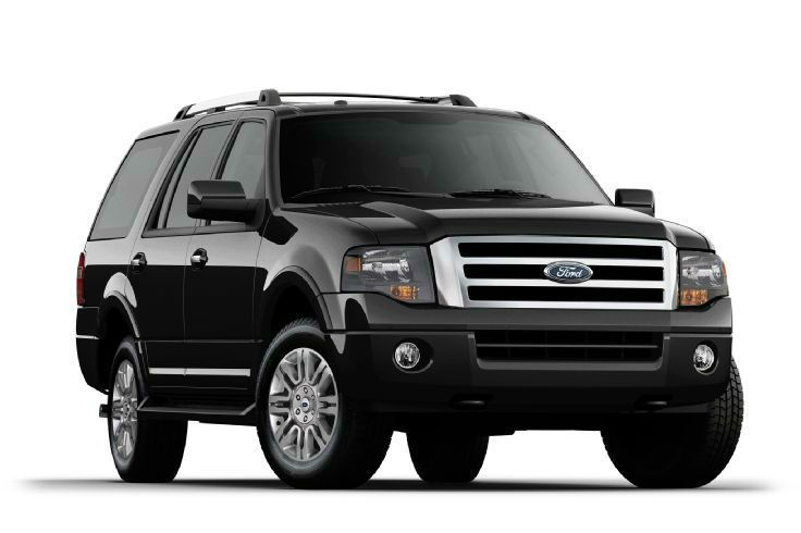2014 Ford Expedition Limited Black Ford Expedition 2014 Ford