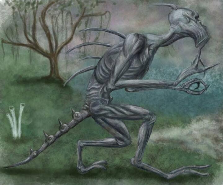 Image result for elder scrolls hunger art