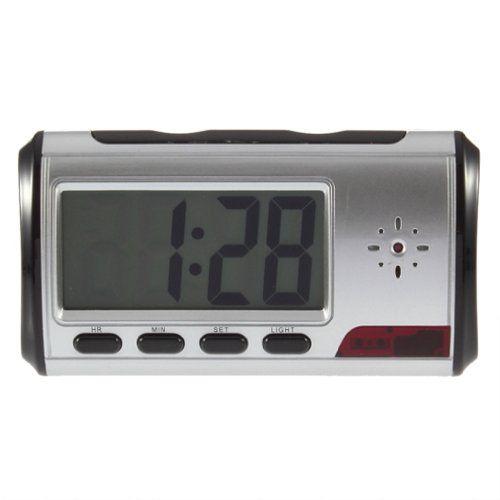 Dpower Cam Hidden Camera Alarm Clock DVR Recorder Remote Control Multi-function Dpower http://www.amazon.com/dp/B00NIJ2MV0/ref=cm_sw_r_pi_dp_CP6eub1DC04FB