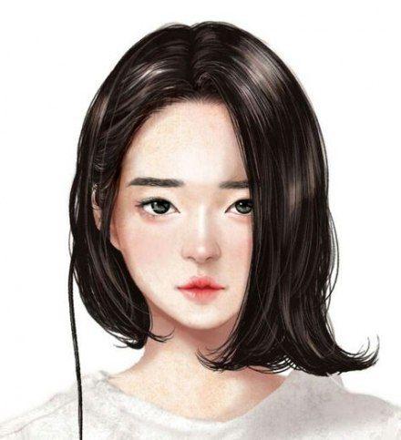 Super Drawing Of Girls Faces Cartoon Artists Ideas