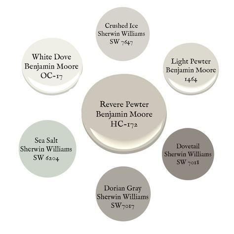 Designdilemma Choosing A Color Palette For Your Whole Home Turner Furniture Blog
