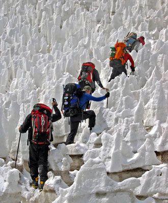 Climb the Aconcagua Mountain, Highest peak in America