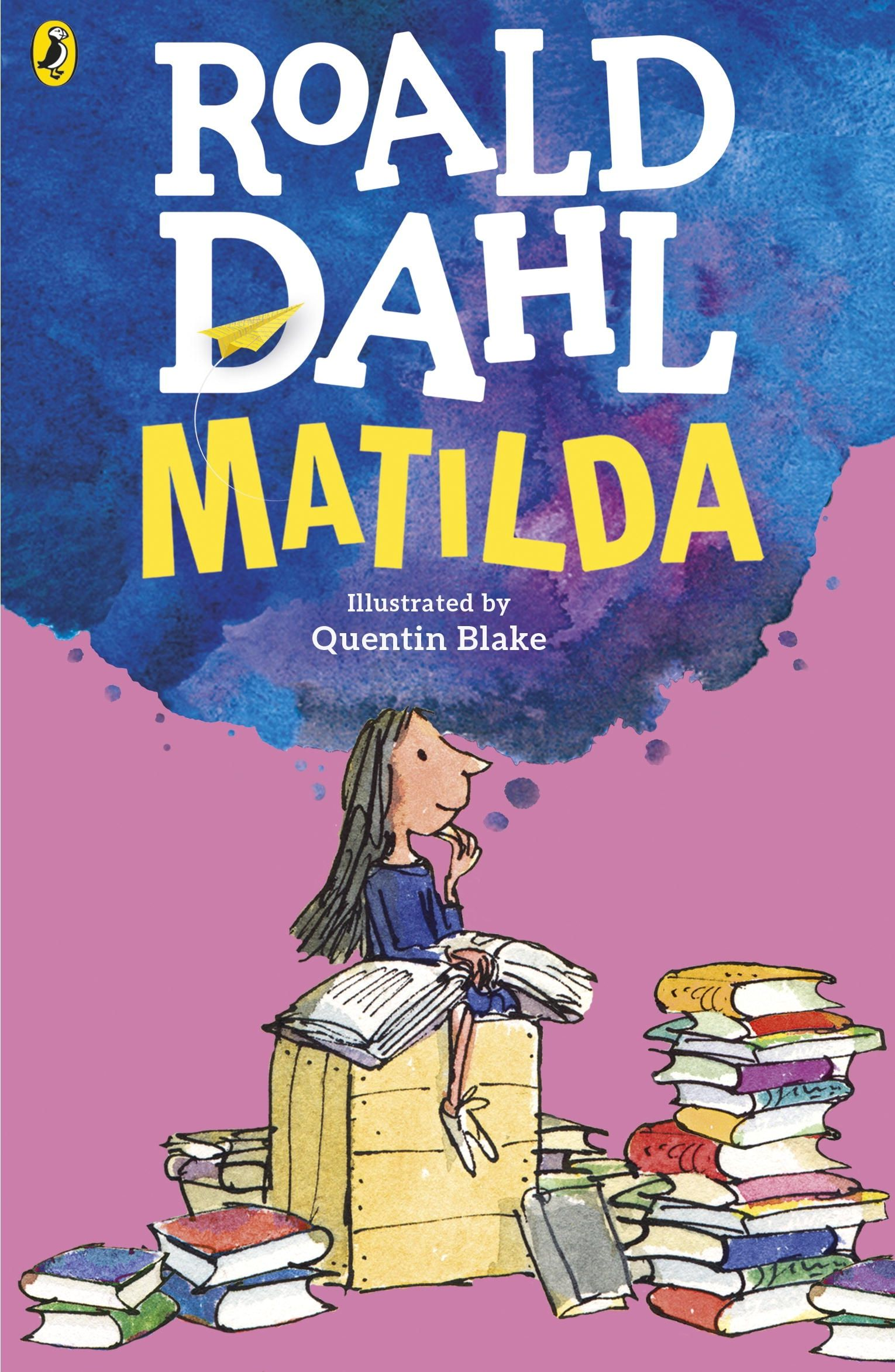 Roald dahl day matilda by roald dahl quentin blake pinterest matilda by roald dahl quentin blake story snug fandeluxe Image collections