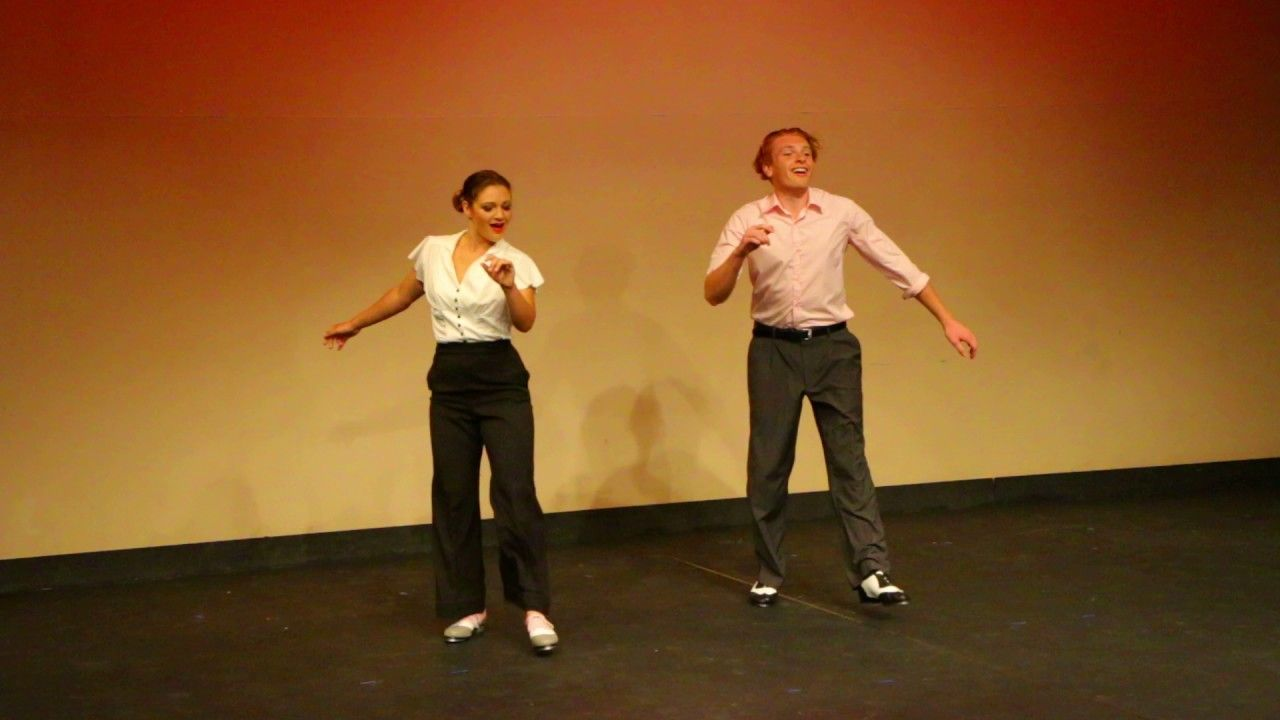 Modern Day Fred And Ginger Tap Duo Fred And Ginger Tap Dance Fred Astaire