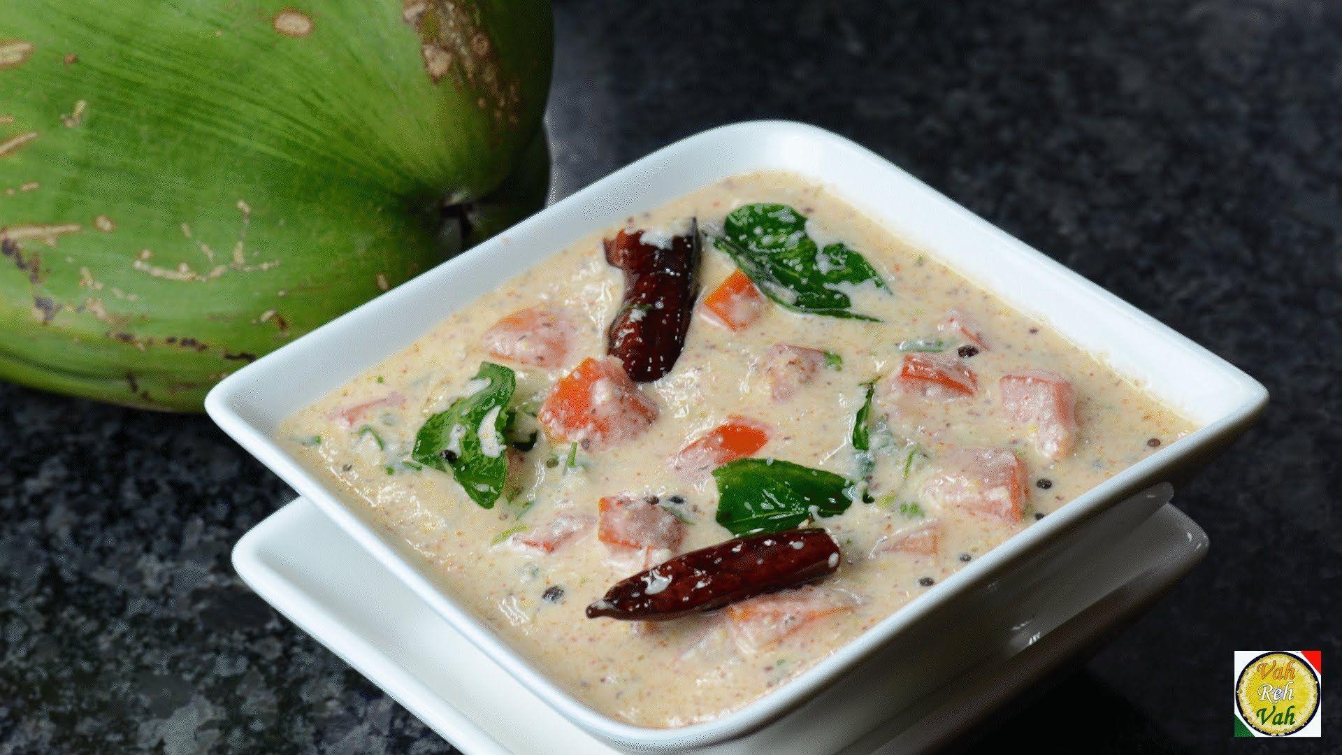 Kannur Tomato Pachadi By Vahchef Vahrehvah Reach