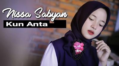 Download Lagu Religi Terbaru Nissa Sabyan - Kun Anta Mp3