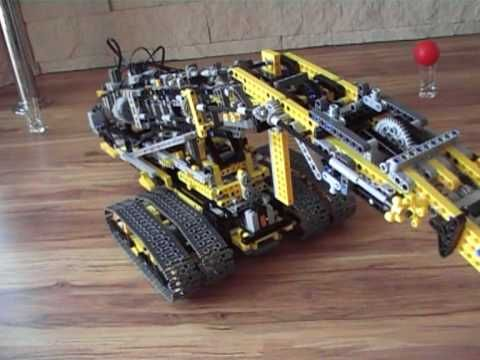 Lego robot cz 2 , ARM , 8 motors r/c | Manipulatives & Puzzles For ...