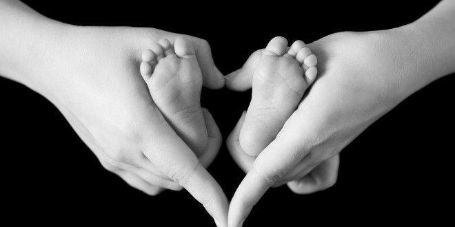 Mother And Baby Love HD Wallpaper