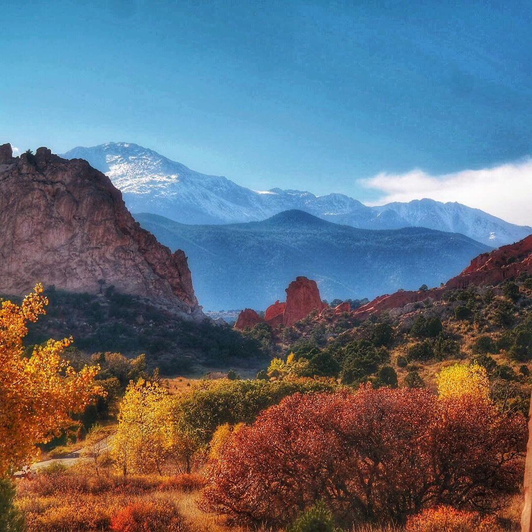 Garden Of The Gods Colorado Springs Co 1080x1080 Colorado Photography Colorado Springs Photography Earth Pictures