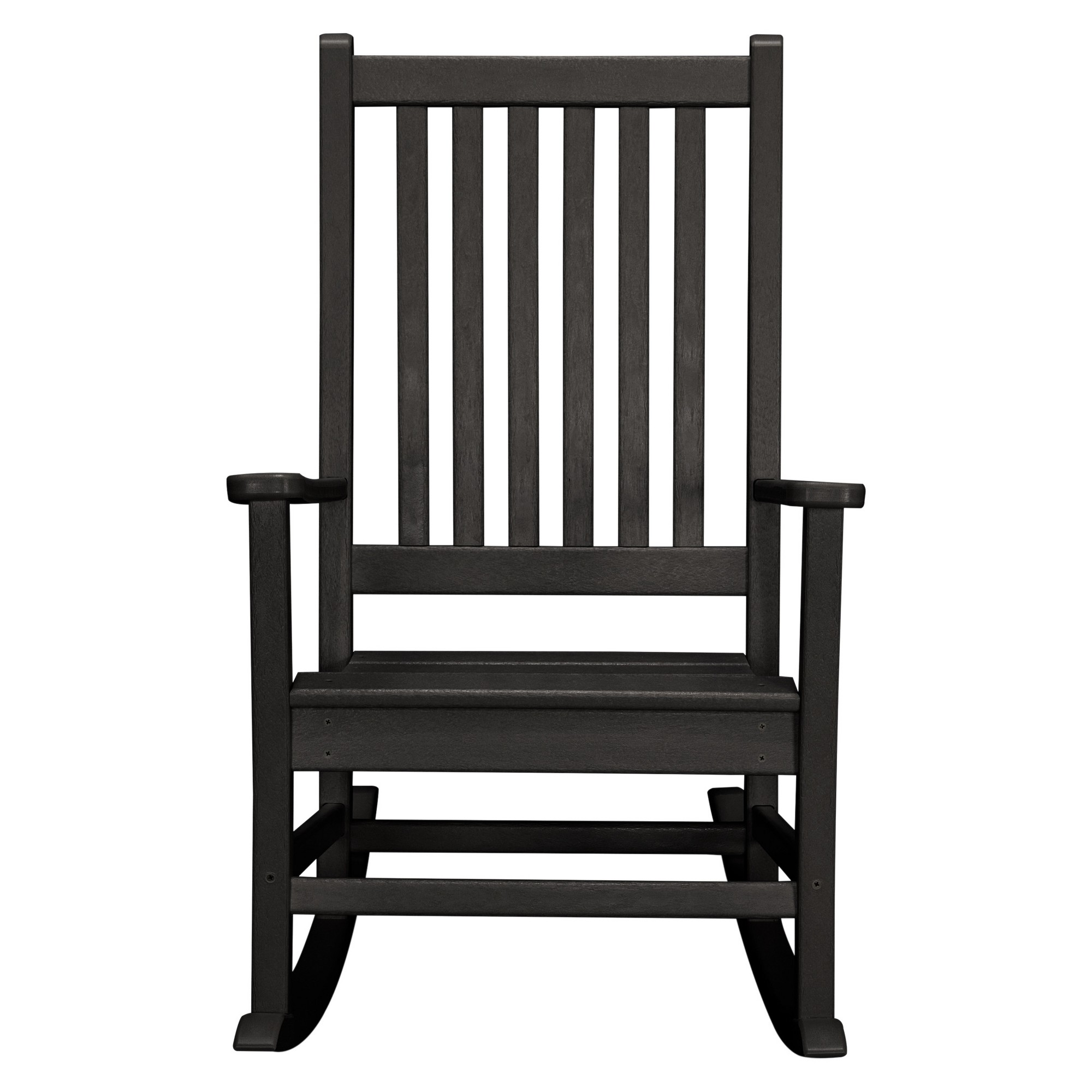 Stupendous Polywood St Croix Rocking Chair Black Products Ibusinesslaw Wood Chair Design Ideas Ibusinesslaworg