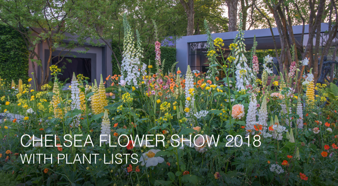 Countdown To Chelsea Flower Show 2019 See All The 2018 Show