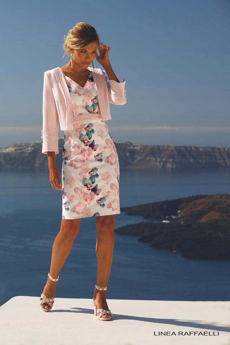 Linea Raffaelli suitekledij: comfortabel en elegant in 9