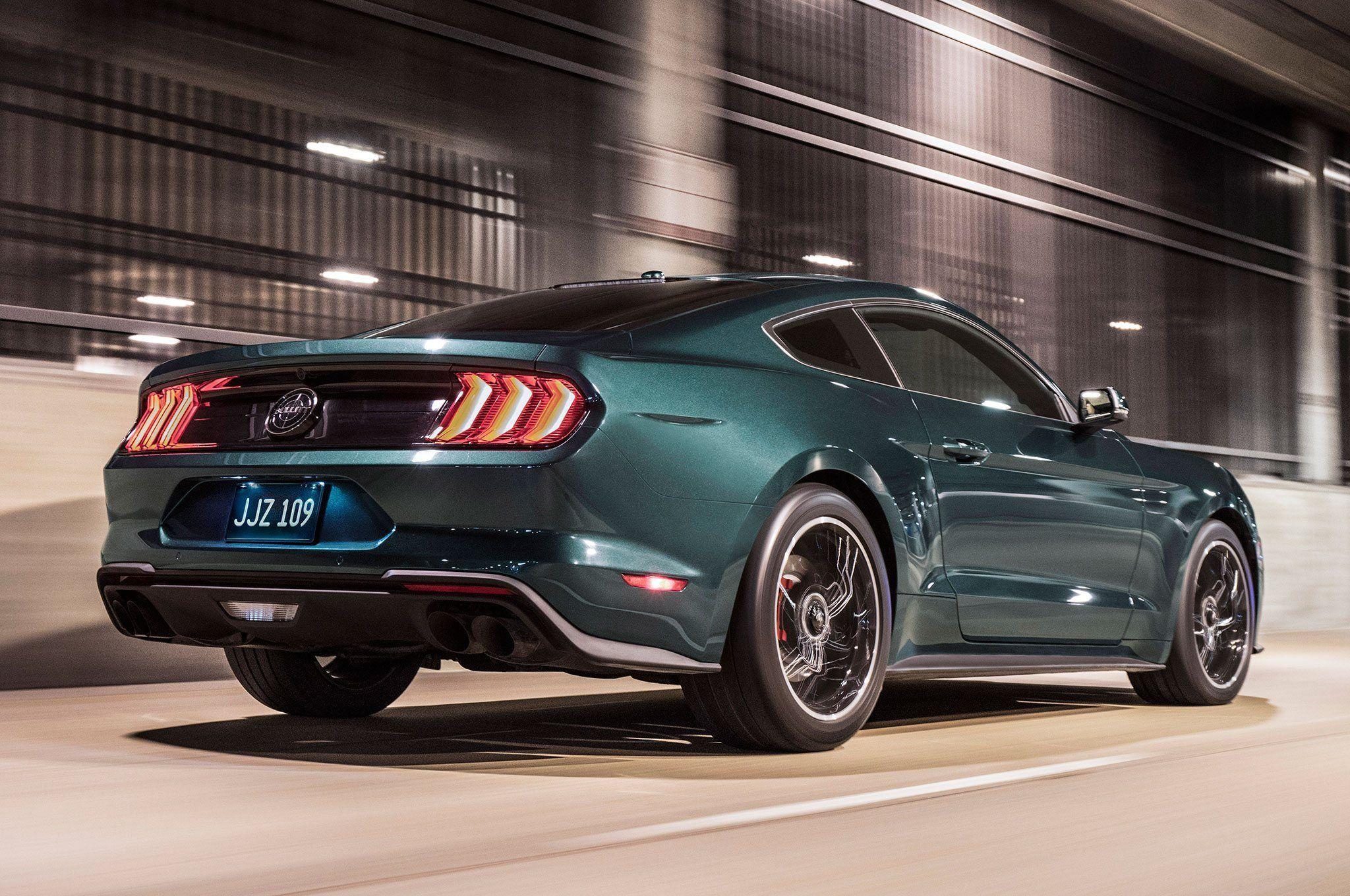 2020 Mustang Rocket Performance