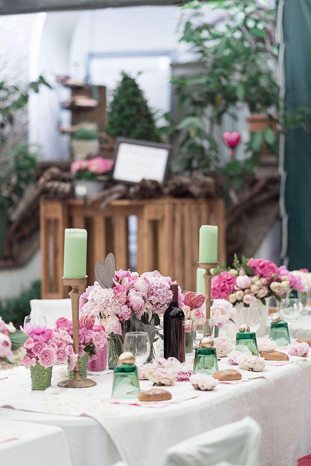 Bunte Vintage Hochzeit Von Sarah Bel Photography Hochzeits Stil