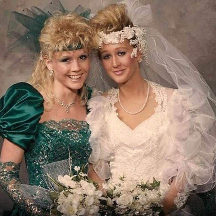 Celebrity Worst Wedding Dresses: The 30 Worst Wedding Trends Of All Time