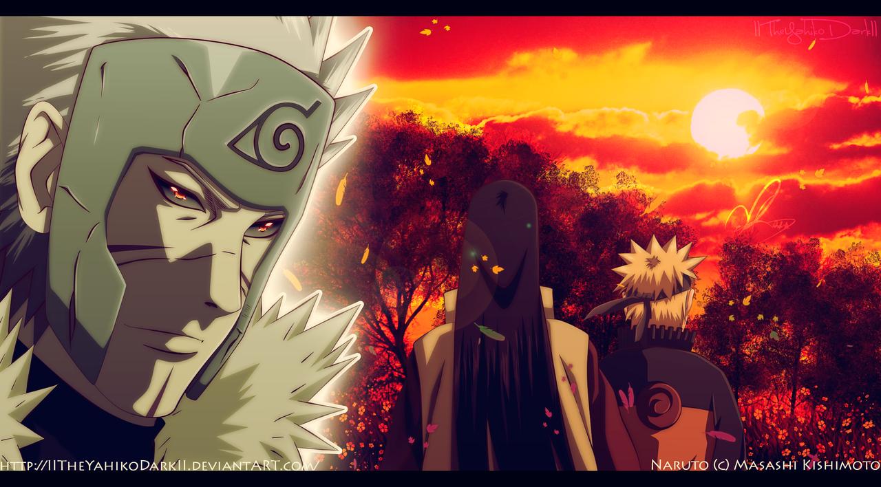 Naruto 648 Same Will Of fire by IITheYahikoDarkII.deviantart.com on @deviantART