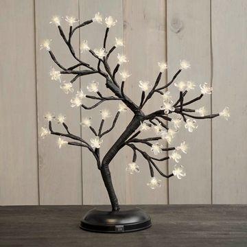 Lighted Bonsai Cherry Blossom Tree Kaynak Isleri