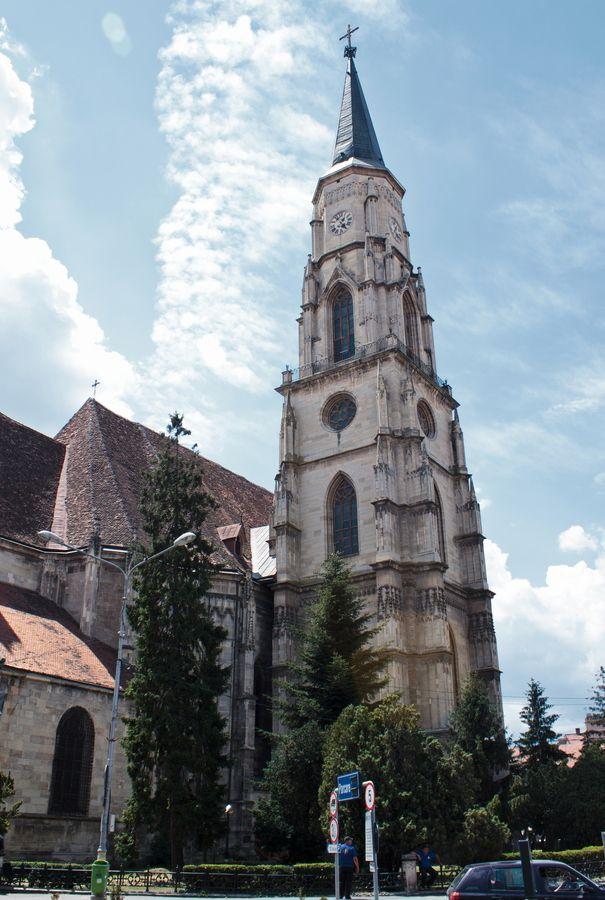 Szent Mihaly Templom Kolozsvar