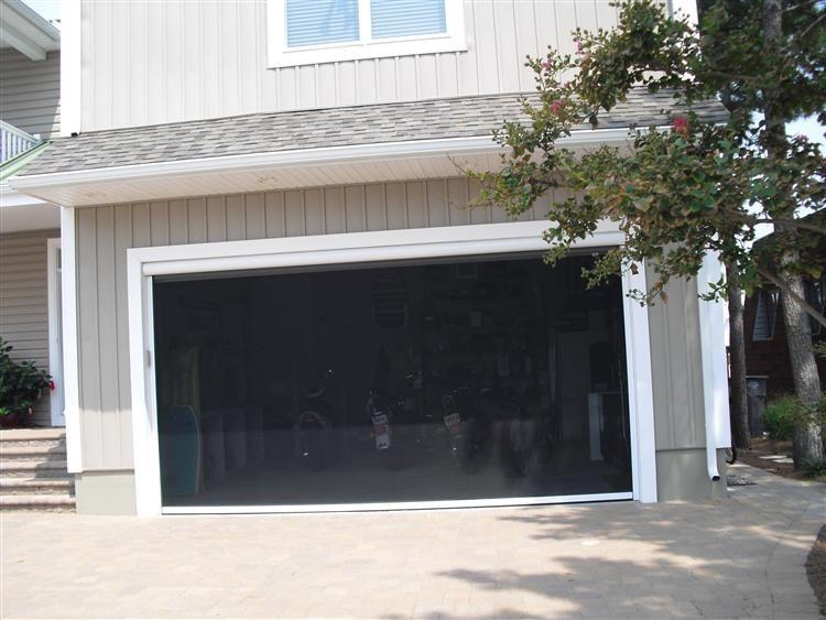 Phantom Executive Power Garage Door Screen Retractable Screen Garage Doors Retractable Screen Porch