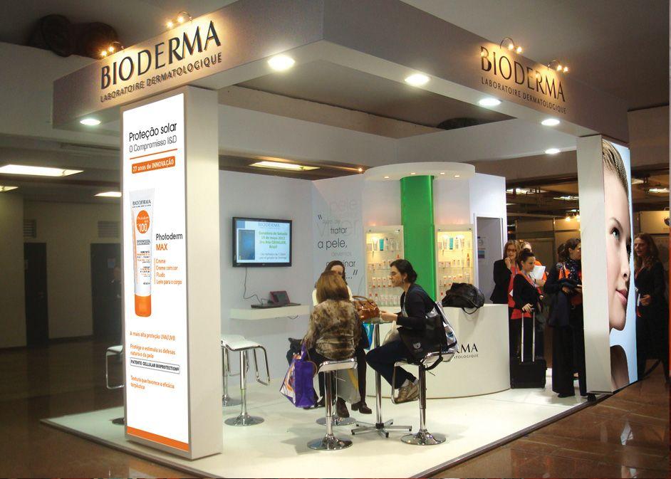 Bioderma Booth, RADLA Sao Paulo, Brasil 2012