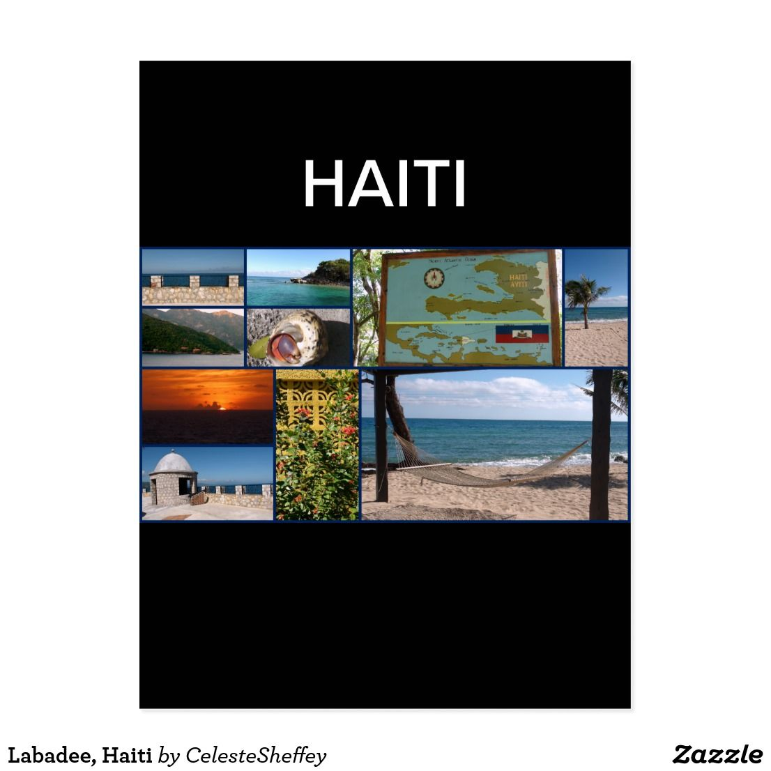 Labadee, Haiti Postcard (sold in PA) Thank you!