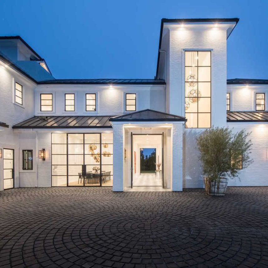 Luxury House In Los Angeles California: LeBron James Just Bought This $23 Million Estate In Los