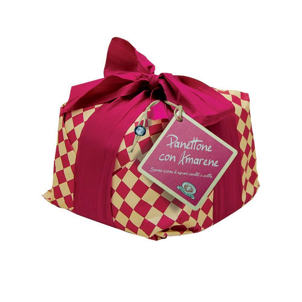 Panettone Rustichella Cherry Panettone 750g Wine Recipes Gifts