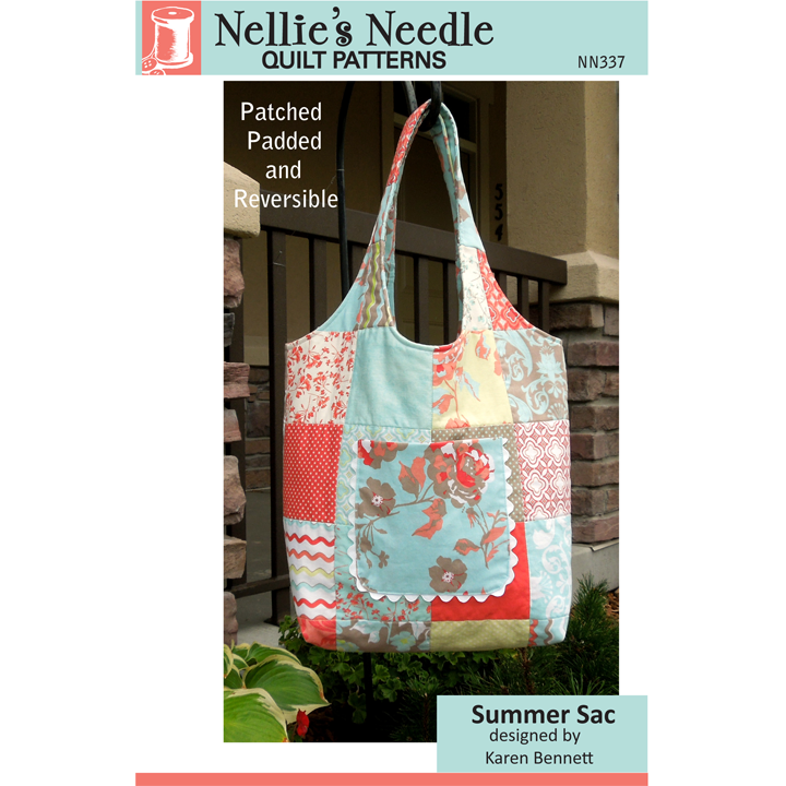 Riley Blake Designs: P003-SUMMERSAC