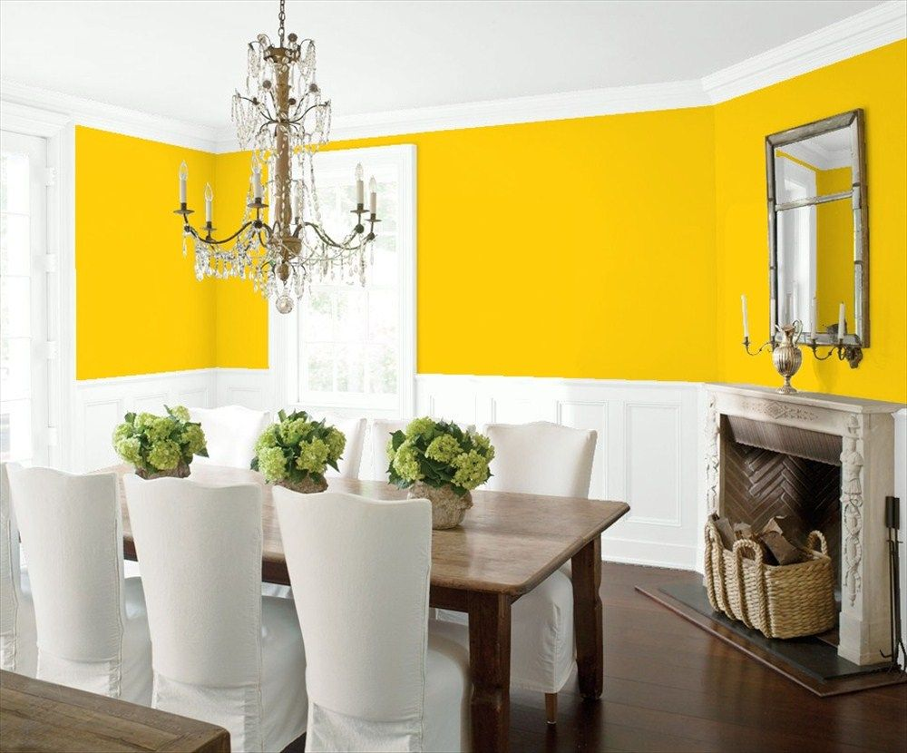 Dining Room 2 | Benjamin moore and Room