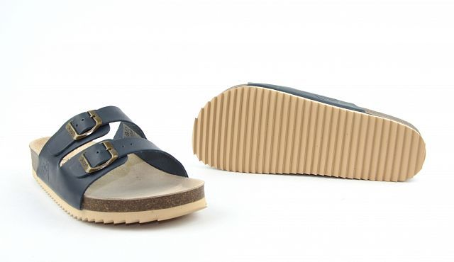d8b4c3c204b Zdravotní obuv Jasný pantofle 2002 PR2 modré 2222