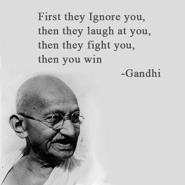 Famous Gandhi Quotes: Gandhi Quotes, Quotes And Gandhi