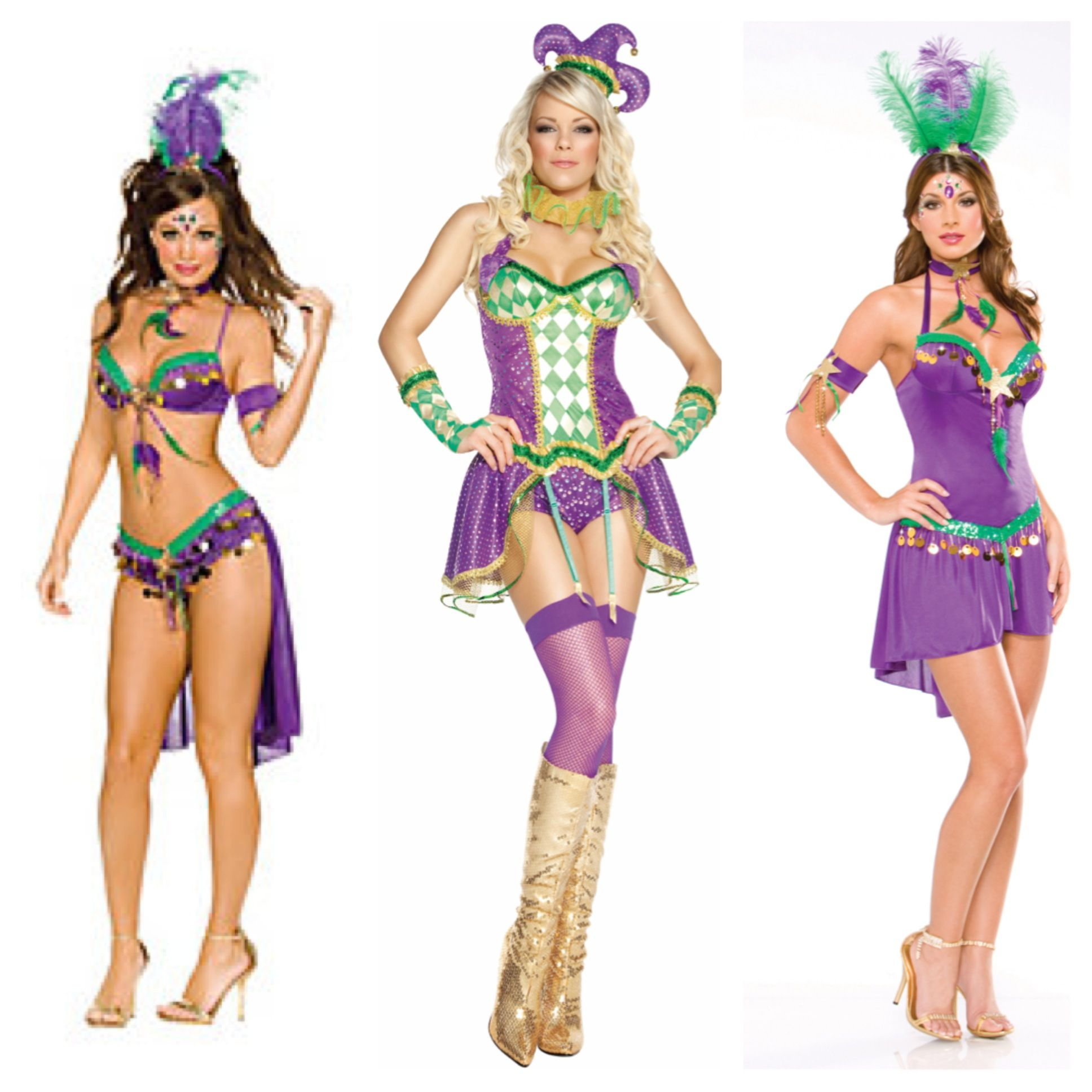 Mardi Gras Costumes Like The Idea Of A Belt With Charms And Maybe Ribbon On Her Tutu