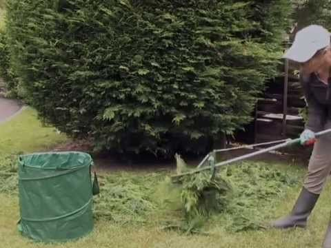 Our Grabrake Is The Ultimate Tool For Cleaning Up Your Garden