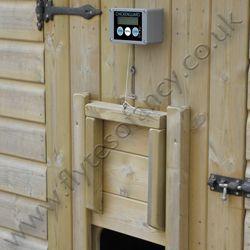 chicken guard automatic door opener standard as view 4