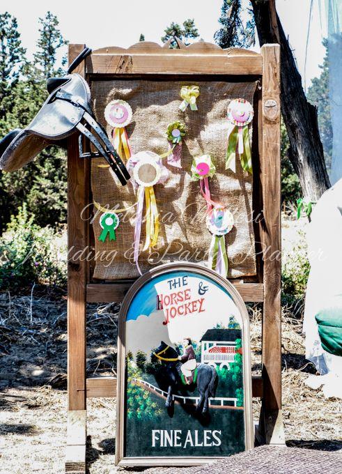 Dettagli party tema Kentucky Derby Horse show... Allestimenti Country ... Party Planner Catania Melania Millesi http://www.melaniamillesi.it/