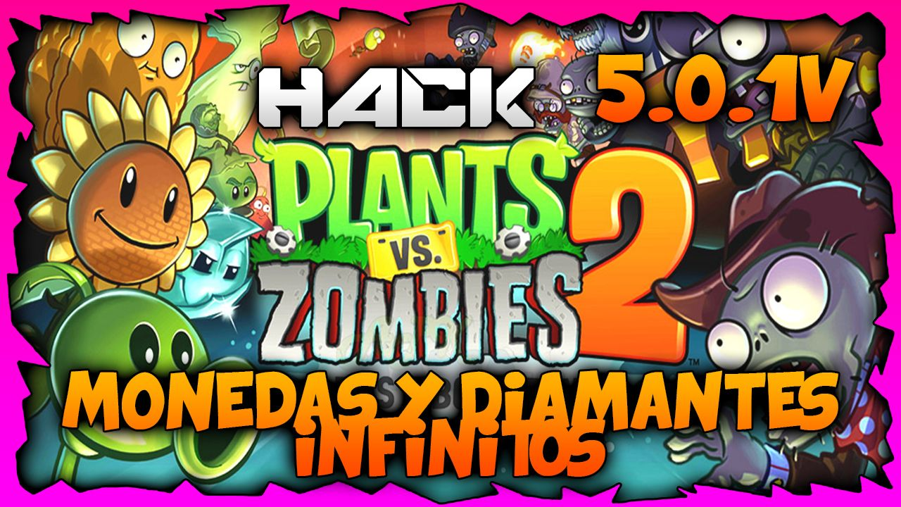Android Ios How To Get Free Gems And Coins On Plants Vs Zombies 2 Without Codes Plants Vs Zombies 2 Hack And Cheats P Plants Vs Zombies Tool Hacks Zombie 2