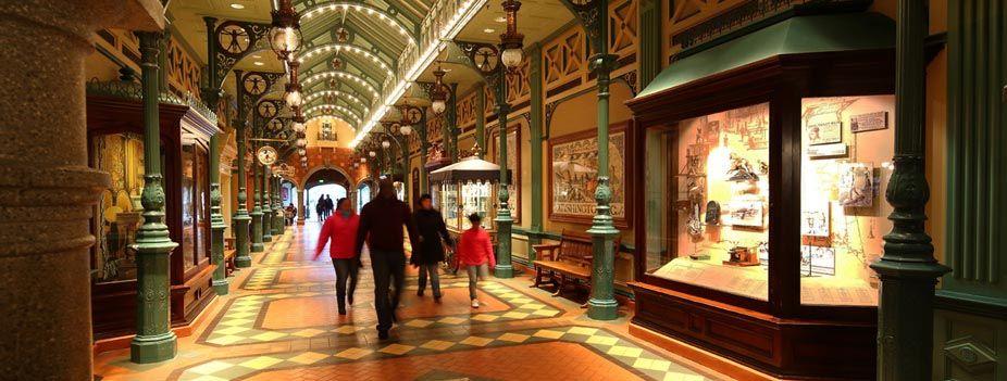 Disneyland Paris Attractions | Discovery Arcade