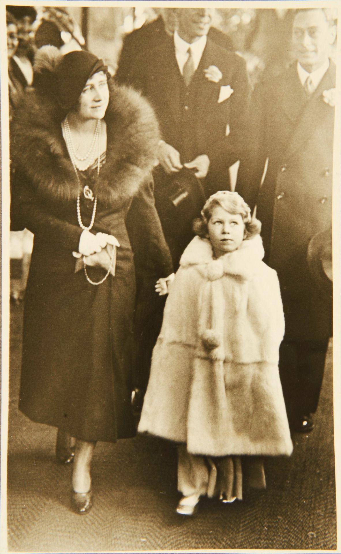 Princess Elizabeth (Elizabeth Alexandra Mary) (21 April ...  Princess Elizab...