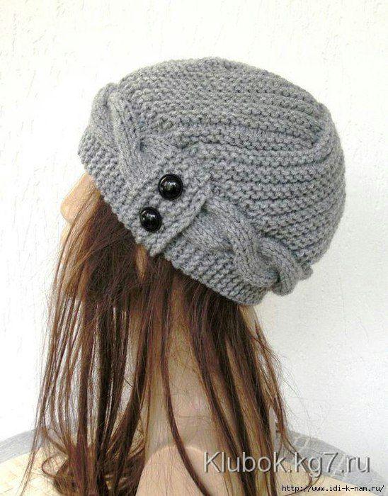 Épinglé par NellyCrochetPatterns sur Crochet and Kniting | Tricot et crochet, Chapeau tricoté ...