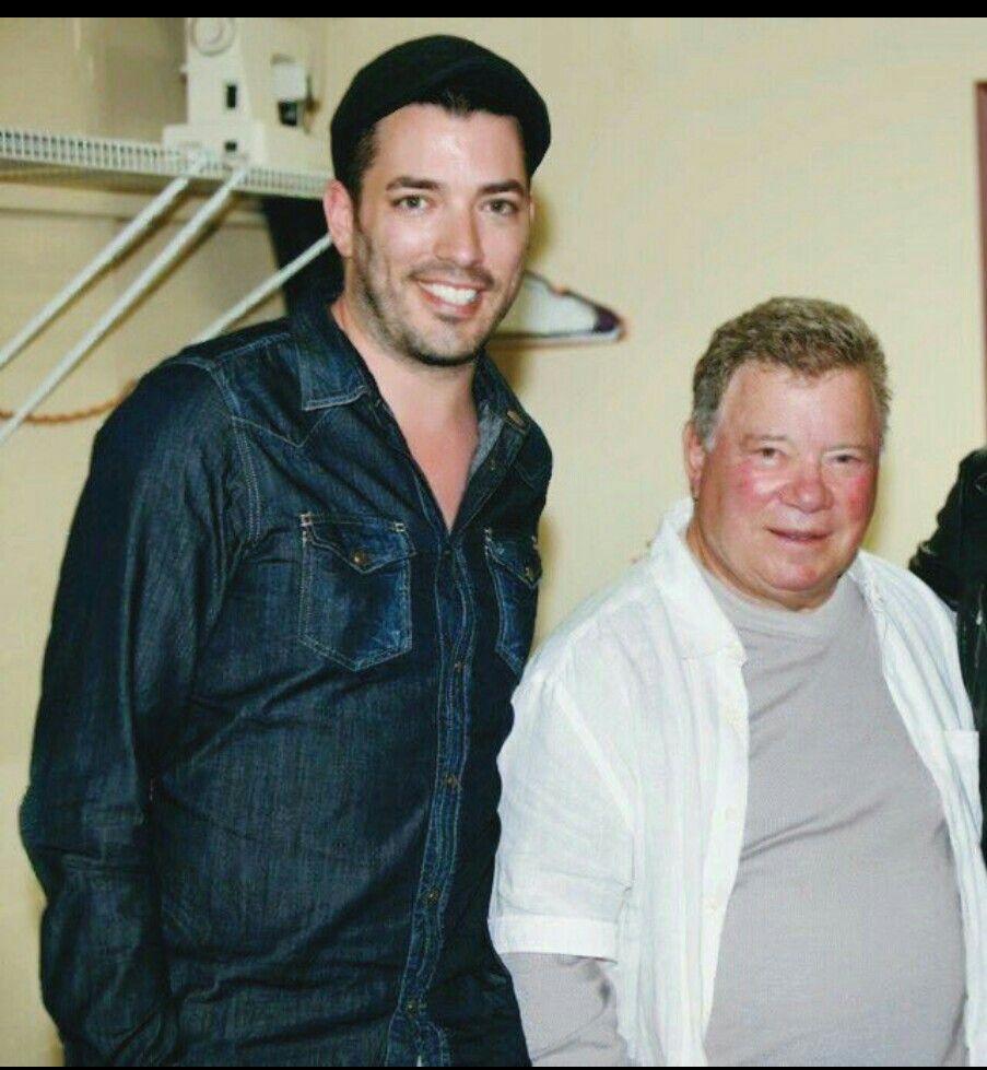 Jonathan and William Shatner ..(clm) | Jonathan scott, William shatner ...