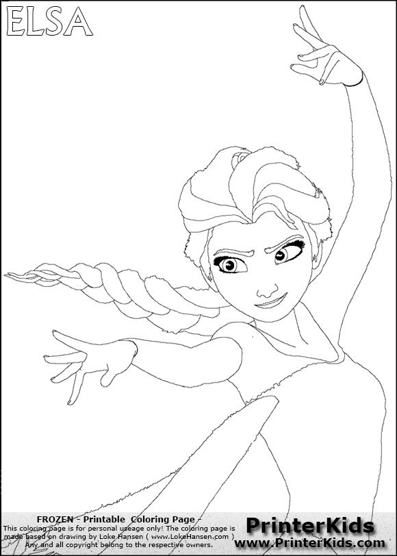 Disney Pixar Frozen Elsa 003