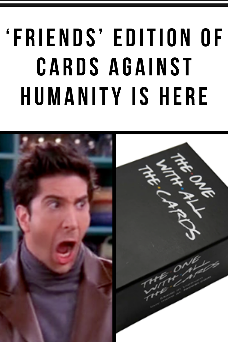 cards against humanity friends edition
