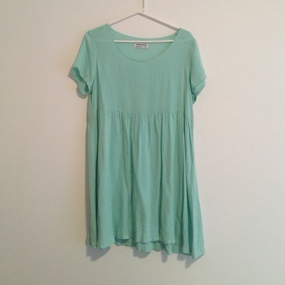 American Appareal babydoll dress Pretty self explanatory. Mint AA dress never worn :) American Apparel Dresses