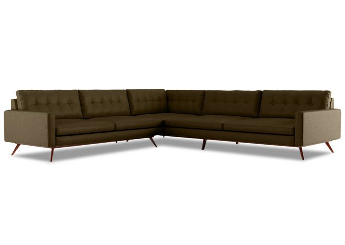 Fillmore L Shape Sectional - Thrive Furniture on my wish list  sc 1 st  Pinterest : thrive sectional - Sectionals, Sofas & Couches