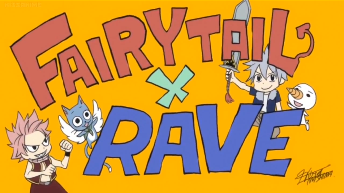 Pin by Jewel on Fairy Tail Fairy tail, Rave master