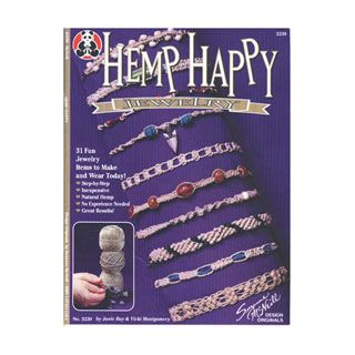 Hemp Jewelry Books: Hemp Happy